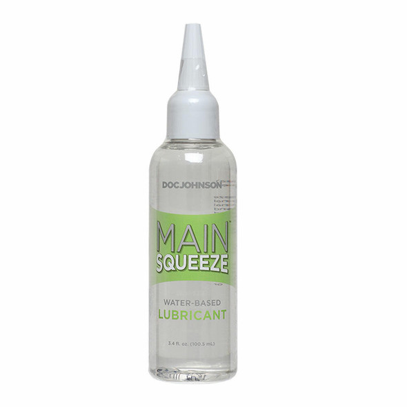 Doc Johnson Main Squeeze Water Based Lubricant