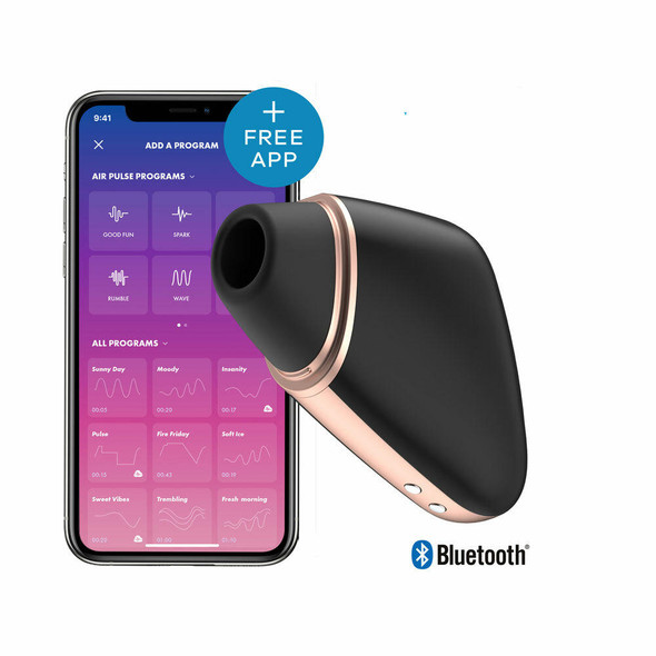 Satisfyer Love Triangle with Phone App