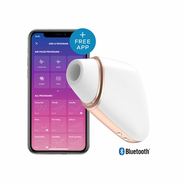Satisfyer Love Triangle with Bluetooth