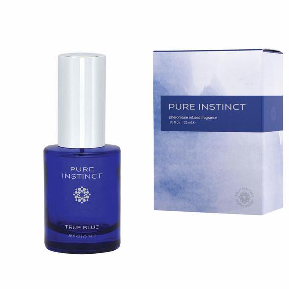 Pure Instinct Pheromone Fragrance True Blue - 25 ml | 0.85 Fl. Oz