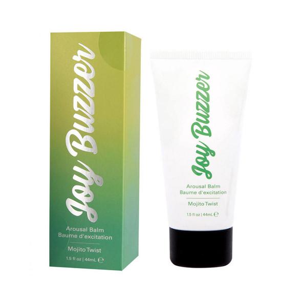 Jelique Joy Buzzer Clitoral Stimulant Mojito Twist 1.5 fl oz/44ml
