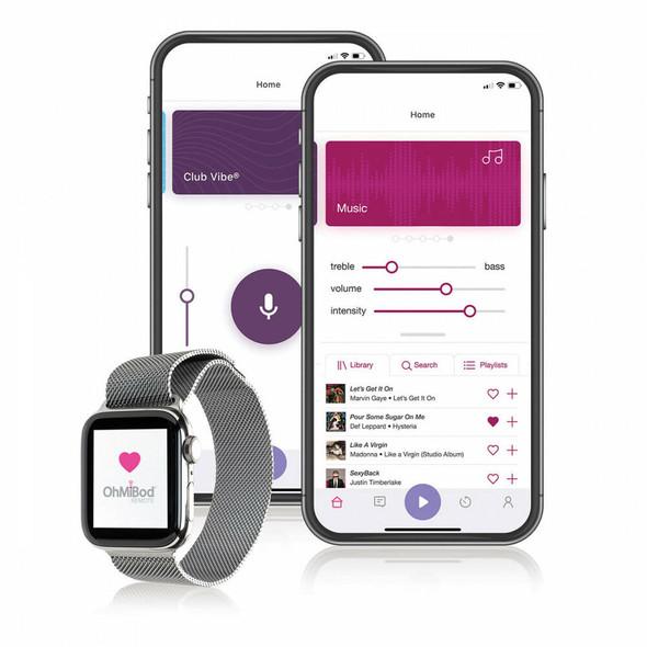 OhMiBod NEX3 BlueMotion E-Ring with Bluetooth