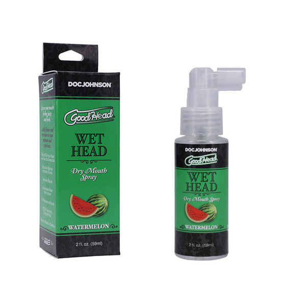 GoodHead Wet Head Dry Mouth Spray Watermelon