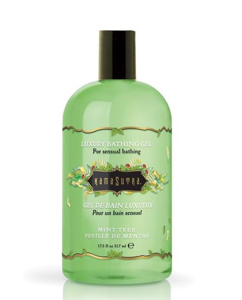 Kama Sutra Luxury Bathing Gel Mint Tree