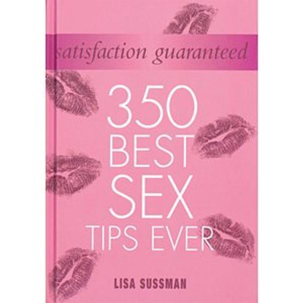 350 Best Sex Tips Ever