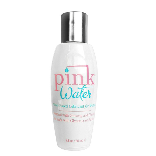 Pink Water Personal Lubricant