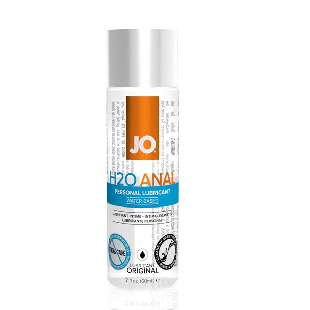 System JO Water-Based Anal Lubricant