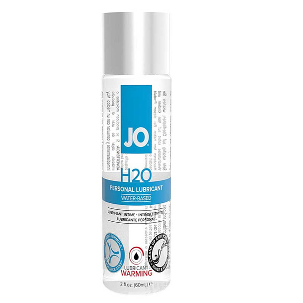 System JO Personal Warming Lubricant