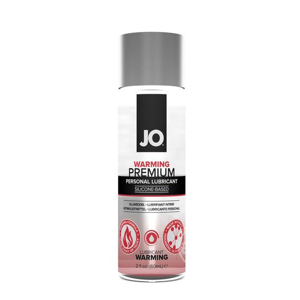 System JO Premium Warming Silicone Personal Lubricant
