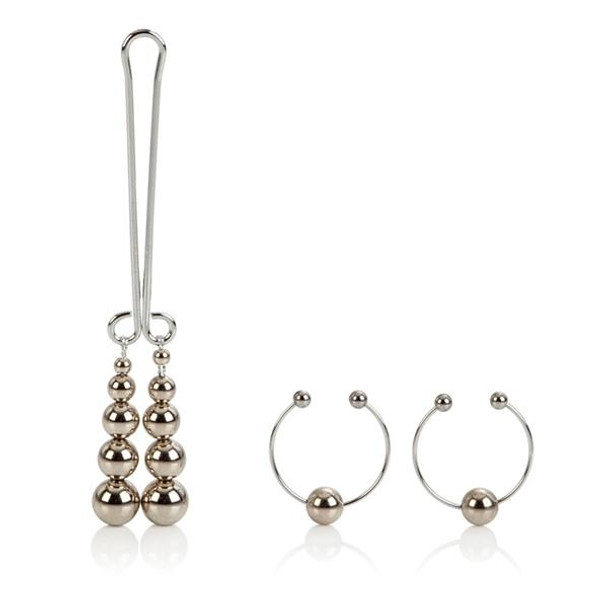Nipple and Clitoral Non-Piercing Body Jewelry