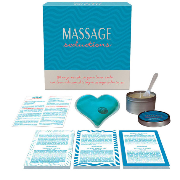 Massage Seduction Massage Kit