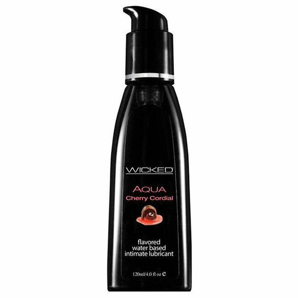 Wicked Aqua Flavored Lubricants