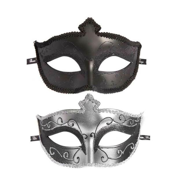 Fifty Shades of Grey Masks on Masquerade Masks