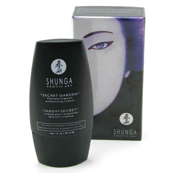 Shunga Secret Garden Female Orgasm Cream