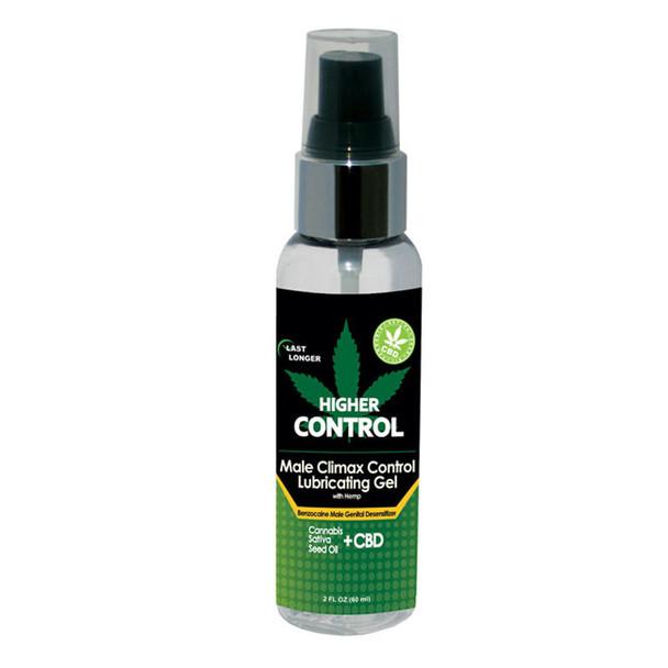 Higher Control Male Climax Control Lubricating Gel