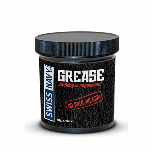Swiss Navy Grease Oil Based Lubricant