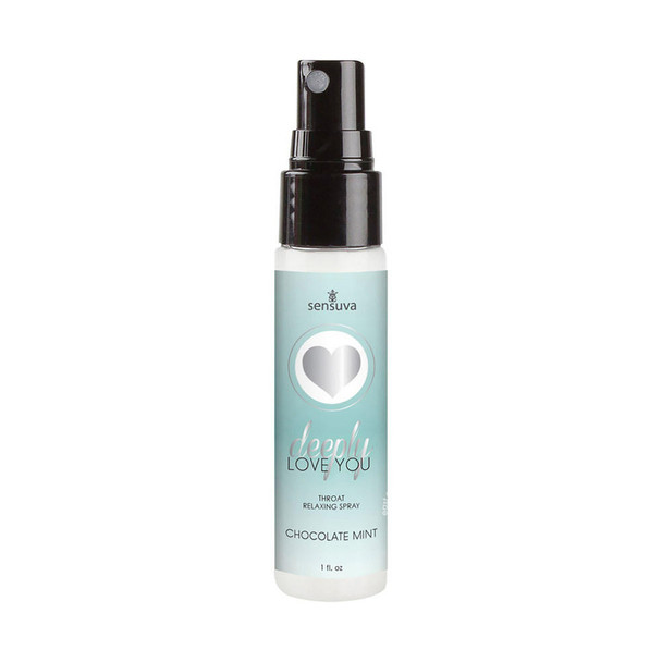 Deeply Love You Throat Relaxing Spray - Chocolate Mint