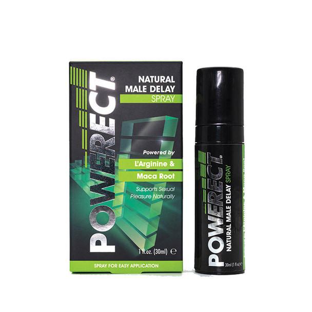 Powerect Natural Delay Spray