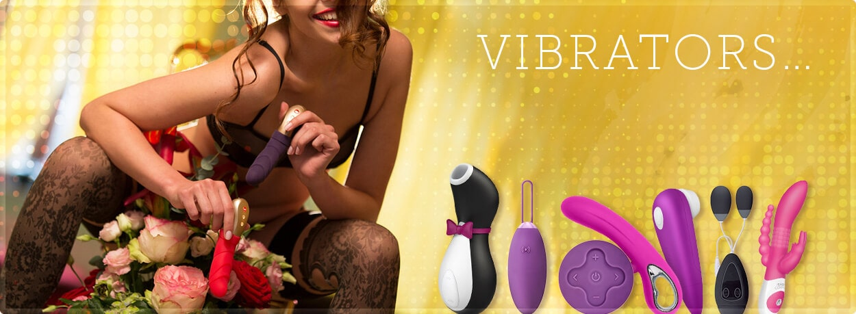 Shop Quality Vibrators for Women