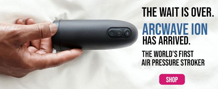 Arcwave Ion Air Pressure Masturbator