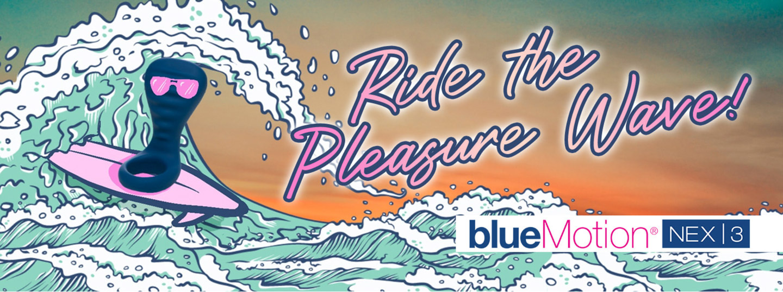 BlueMOtion Pleassure Wave