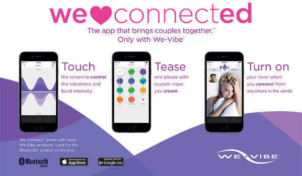 We-Vibe Connect