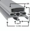 Glenco Door Gasket Profile 166 20 1/2 x 26 5/8 -2