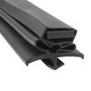 Perlick Cooler and Freezer Door Gasket Profile 016 19 7/8 x 23 7/8 (Style 2209)