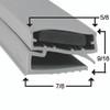 Atlas Door Gasket Profile 424 19 3/4 x 28 3/4