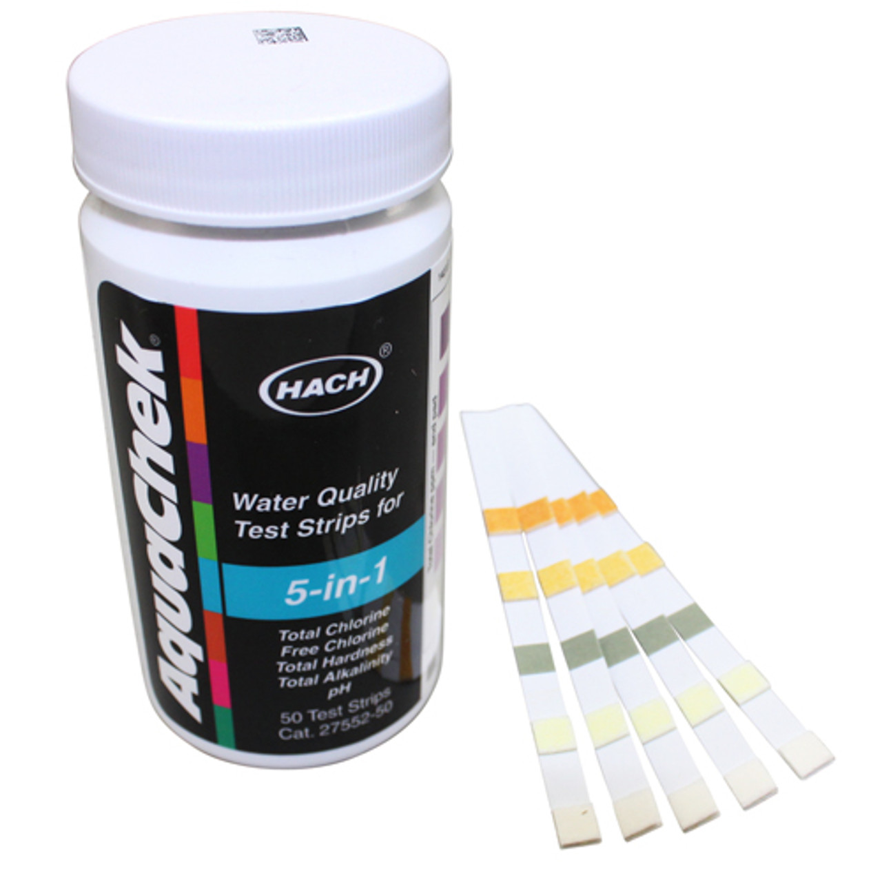 851255 - Everpure - Test Strips, Water-aquachek 5 - 6214-10
