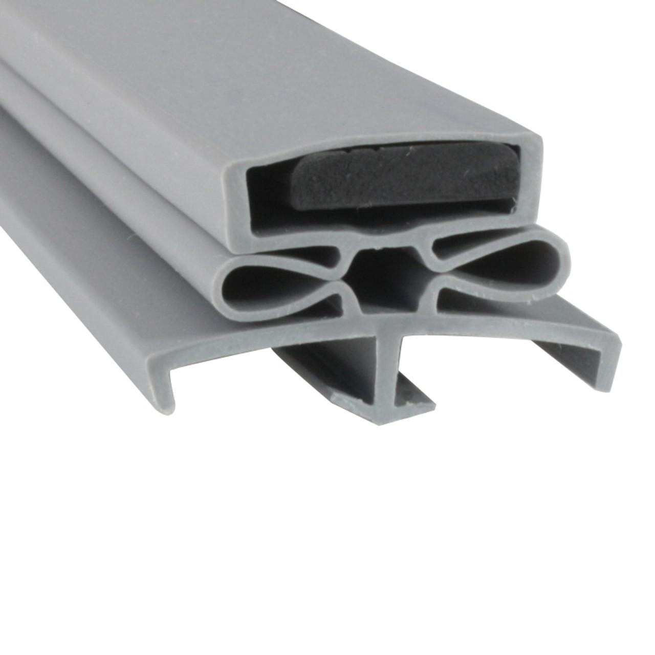 Glenco Door Gasket Profile 166 15 1/8 x 26 5/8 -1
