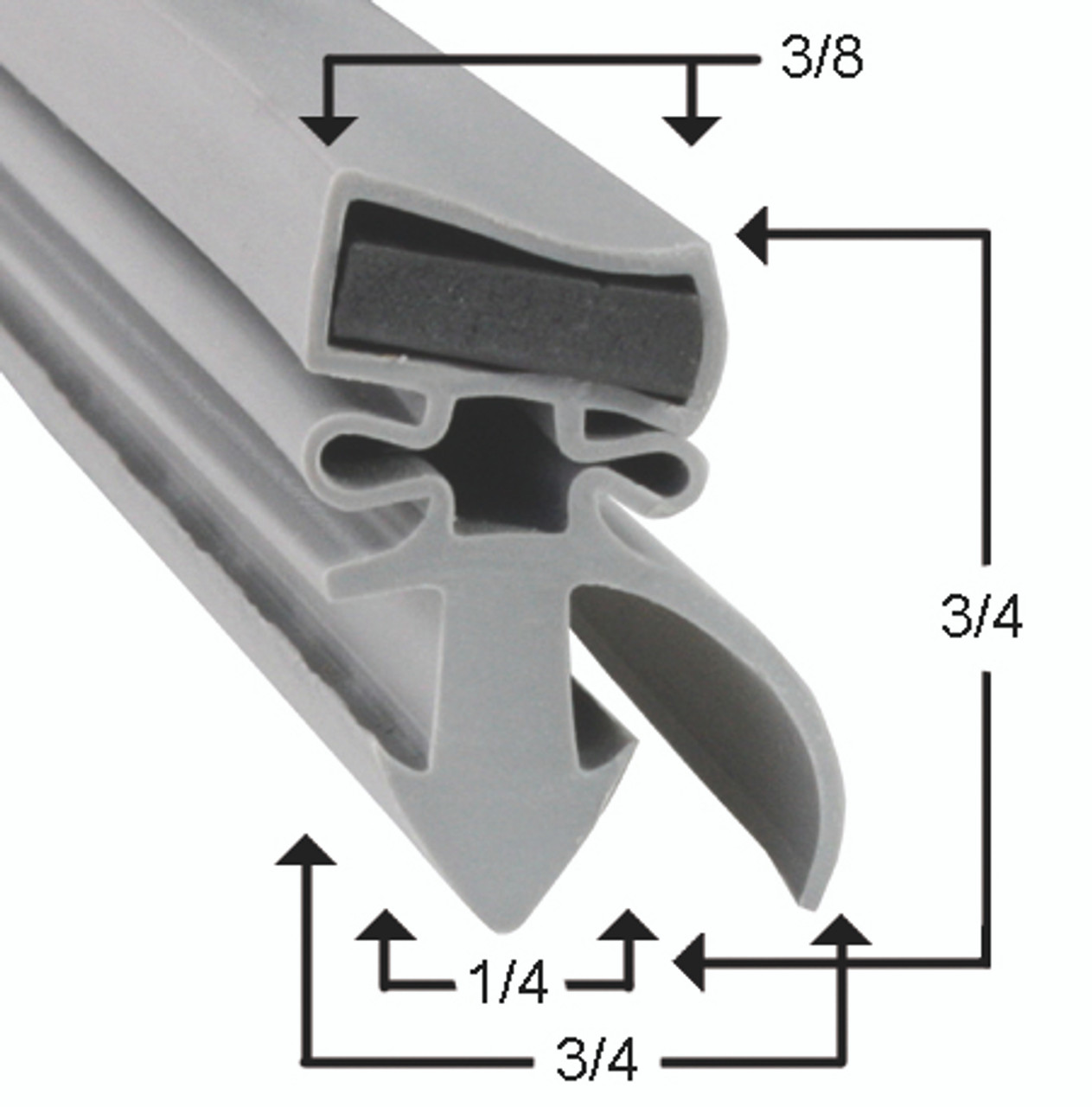 Silver-King-Cooler-and-Freezer-Door-Gasket-23-x-28-1-8_2