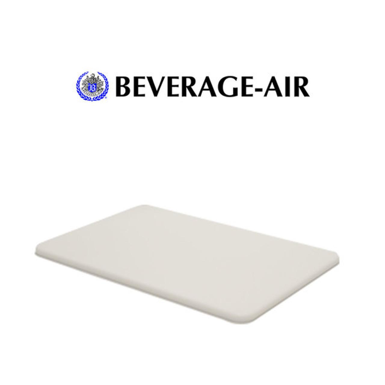 OEM Cutting Board - Beverage Air - P#: 705-290C-04