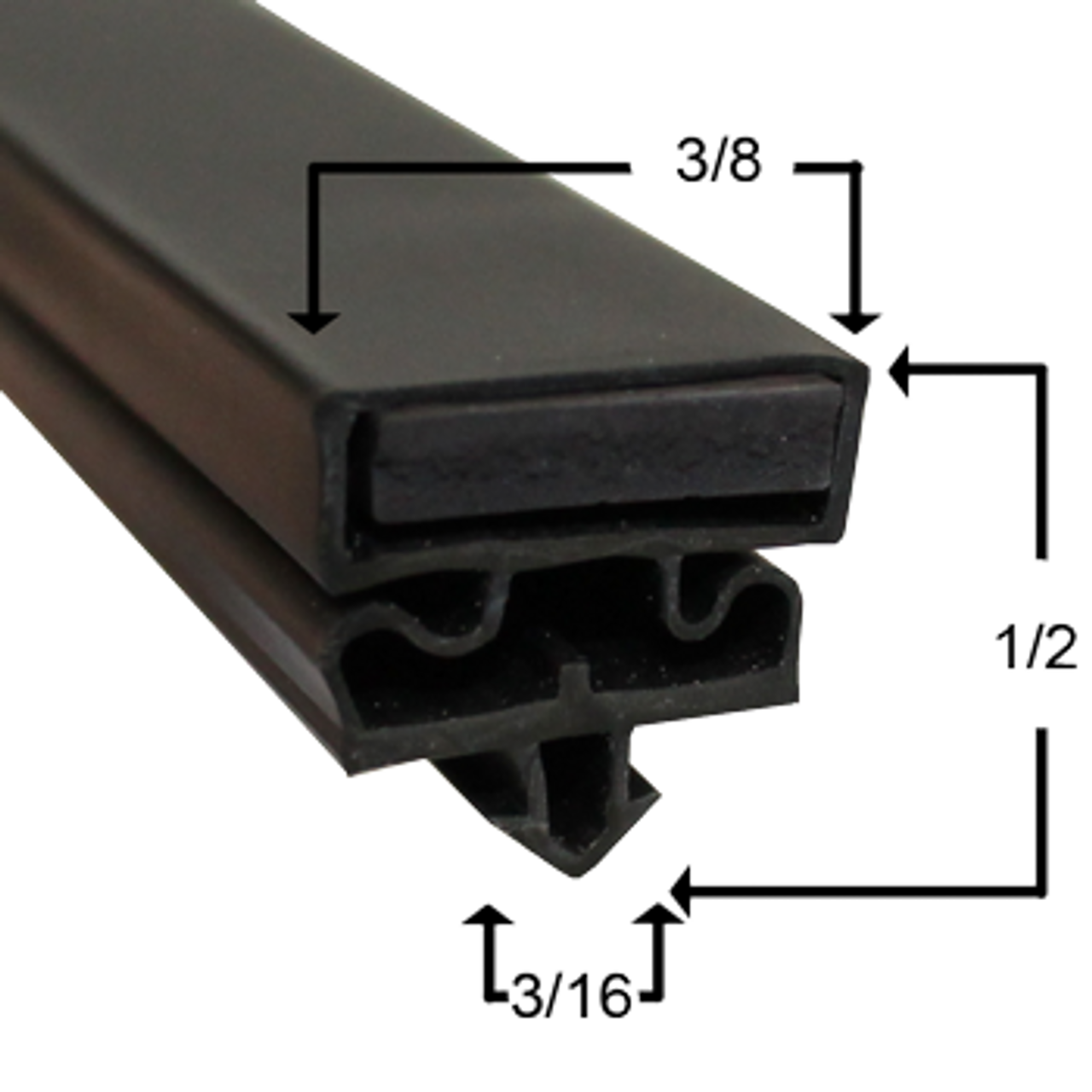 GU548-8ft Stick