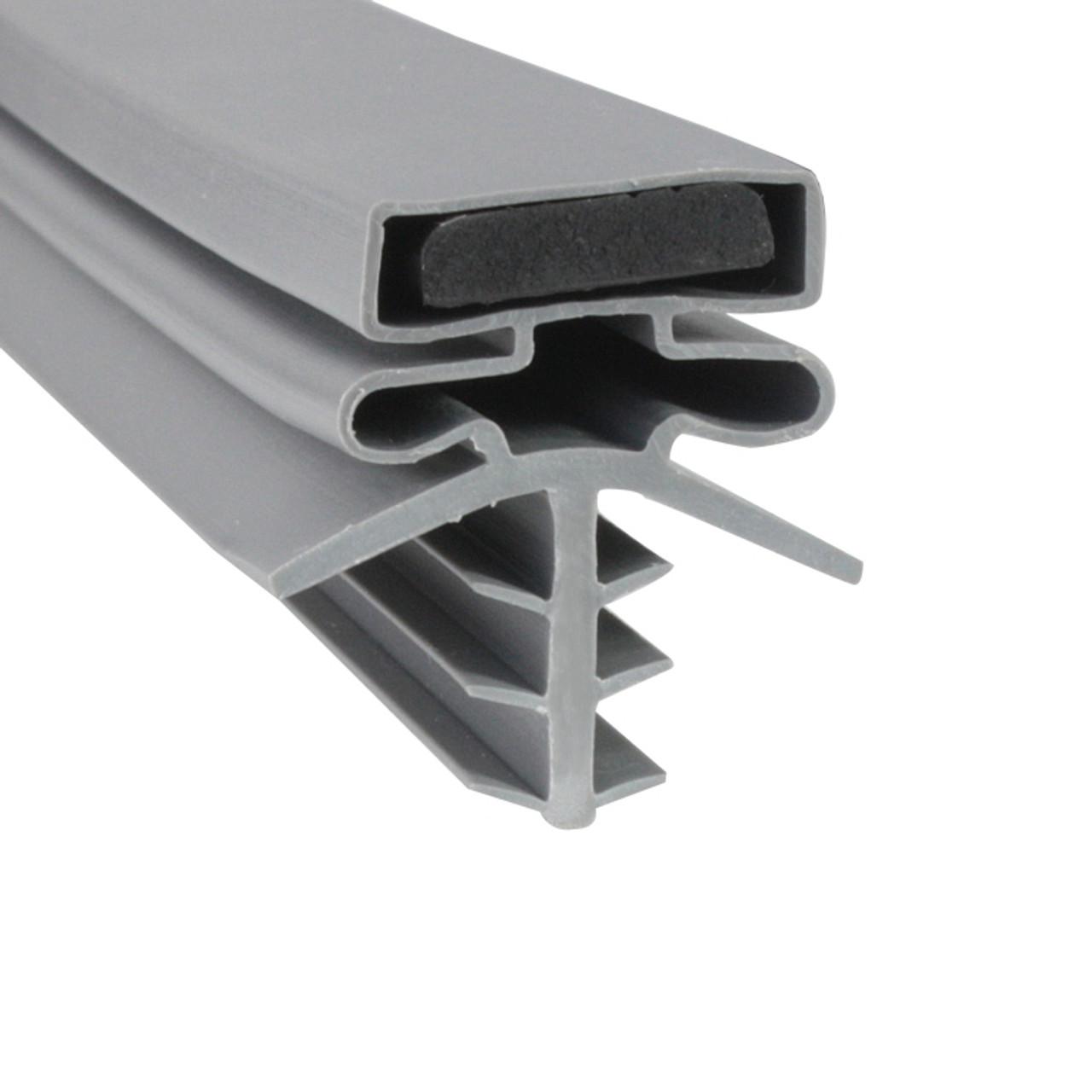 Brown Door Gasket Profile 301 35 1/4 x 78 3/8 -A2.0429