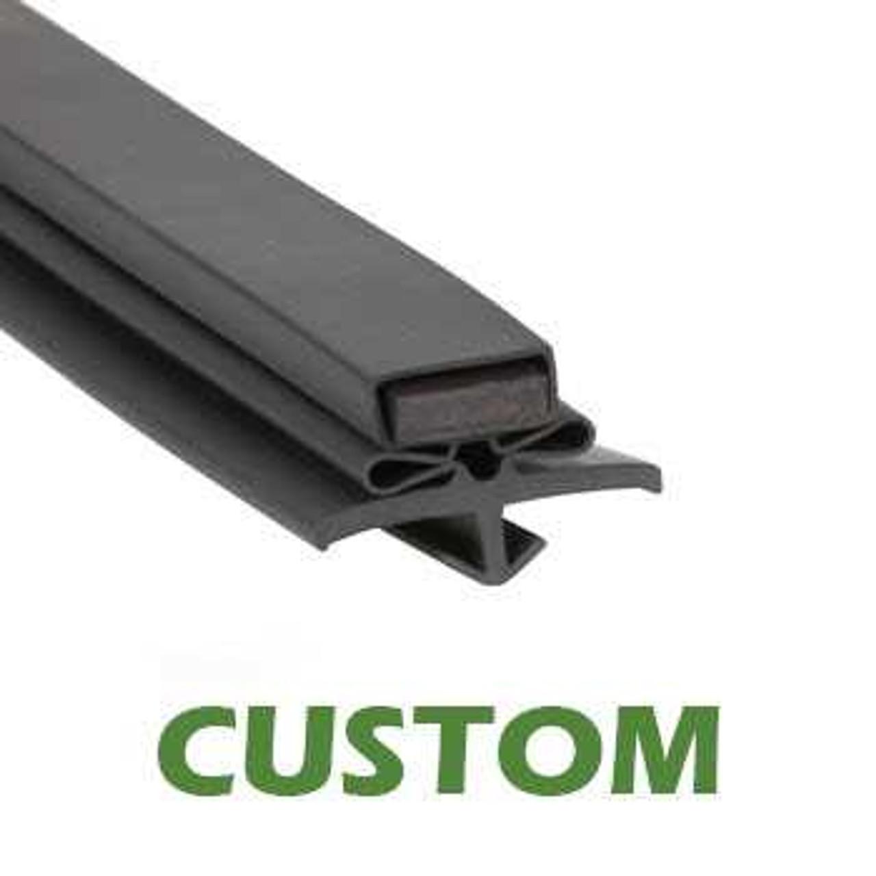 Profile 016 - Custom Refrigeration Gasket Custom Gaskets 0