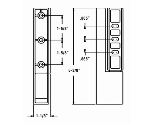 Kason-reach-in-cam-rise-hinge-11247000002-diagram