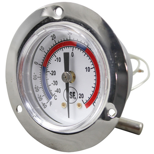 "621037 - 2"" Dial Thermometer -40/65f, 3"" Flange"