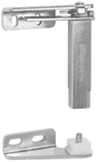 Kason-1556-Top-Right-Cartridge-Bracket,-No-Stop