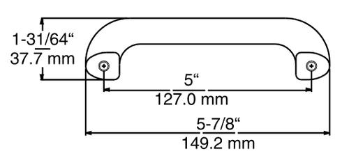 Kason-573-offset-pull-handle-drawing-10573000004
