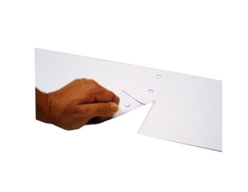 "6"" Freezer Strip Curtain Replacement QUICK STRIP"