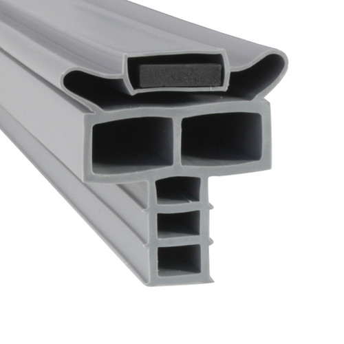 Randell Cooler and Freezer Door Gasket Profile 714 13 1/2 x 22 (Style 2257)