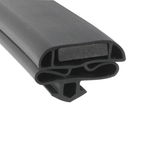 Randell Cooler and Freezer Door Gasket Profile 632 24 3/8 x 27 15/16 (Style 2428)