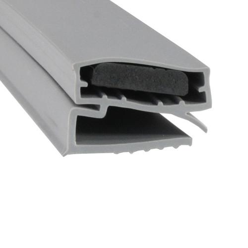 Stanley Knight Cooler and Freezer Door Gasket Style 2208 10 7/8 x 23 1/2