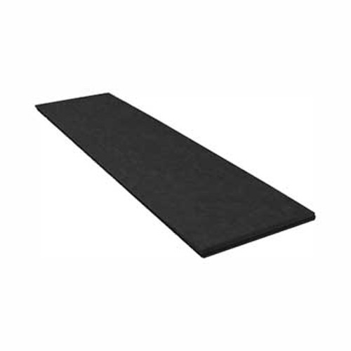 Custom Cutting Board - 1/2 Inch Thick - Black Richlite
