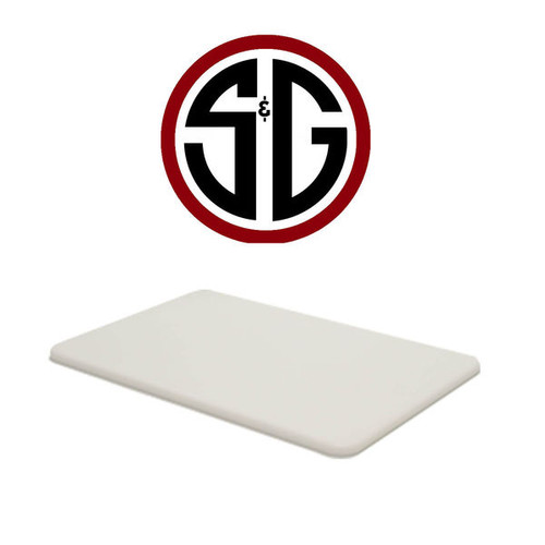 OEM Cutting Board - S&G Manufacturing - P#: WC70004