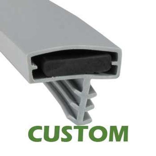 Profile 544 - Custom Refrigeration Gasket Custom Gaskets 0