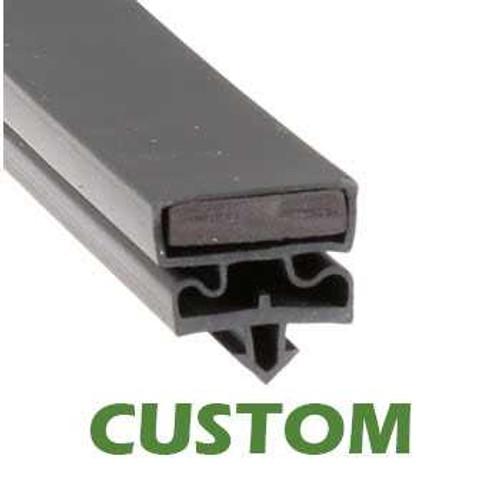 Profile 548 - Custom Refrigeration Gasket Custom Gaskets 0