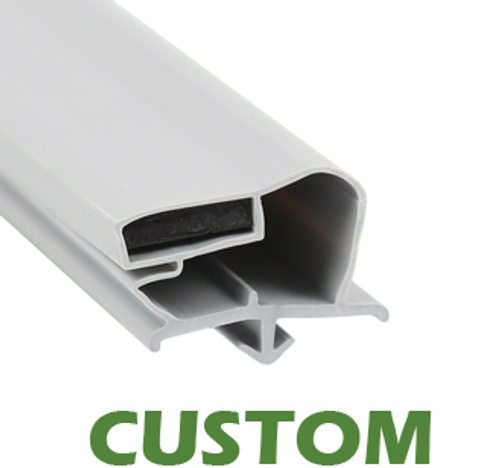 Profile 091 - Custom Refrigeration Gasket Custom Gaskets 0