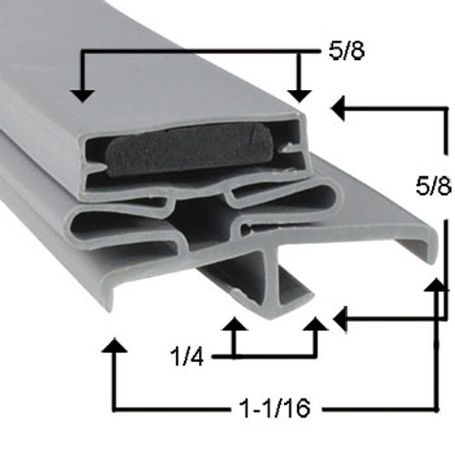 Profile 165  - 8 Foot Stick with magnet